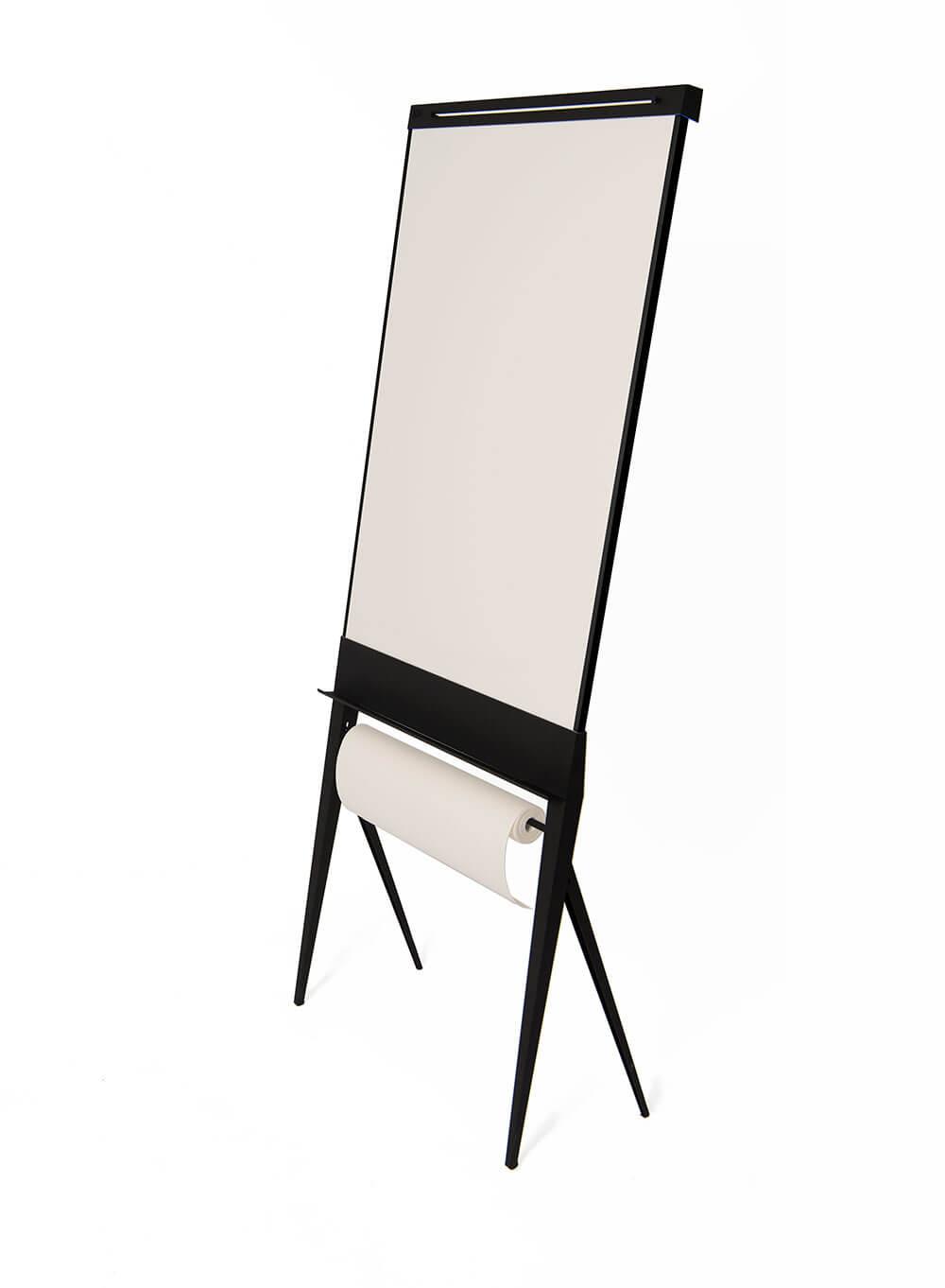 Design whiteboard flipover papierrolhouder interieurarchitectuur kantoormeubel