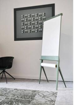 Van Eeghen kantoor interieur design whiteboard