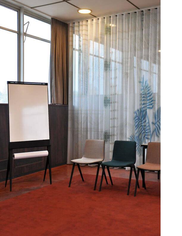 Villa Jongerius interieur design whiteboard