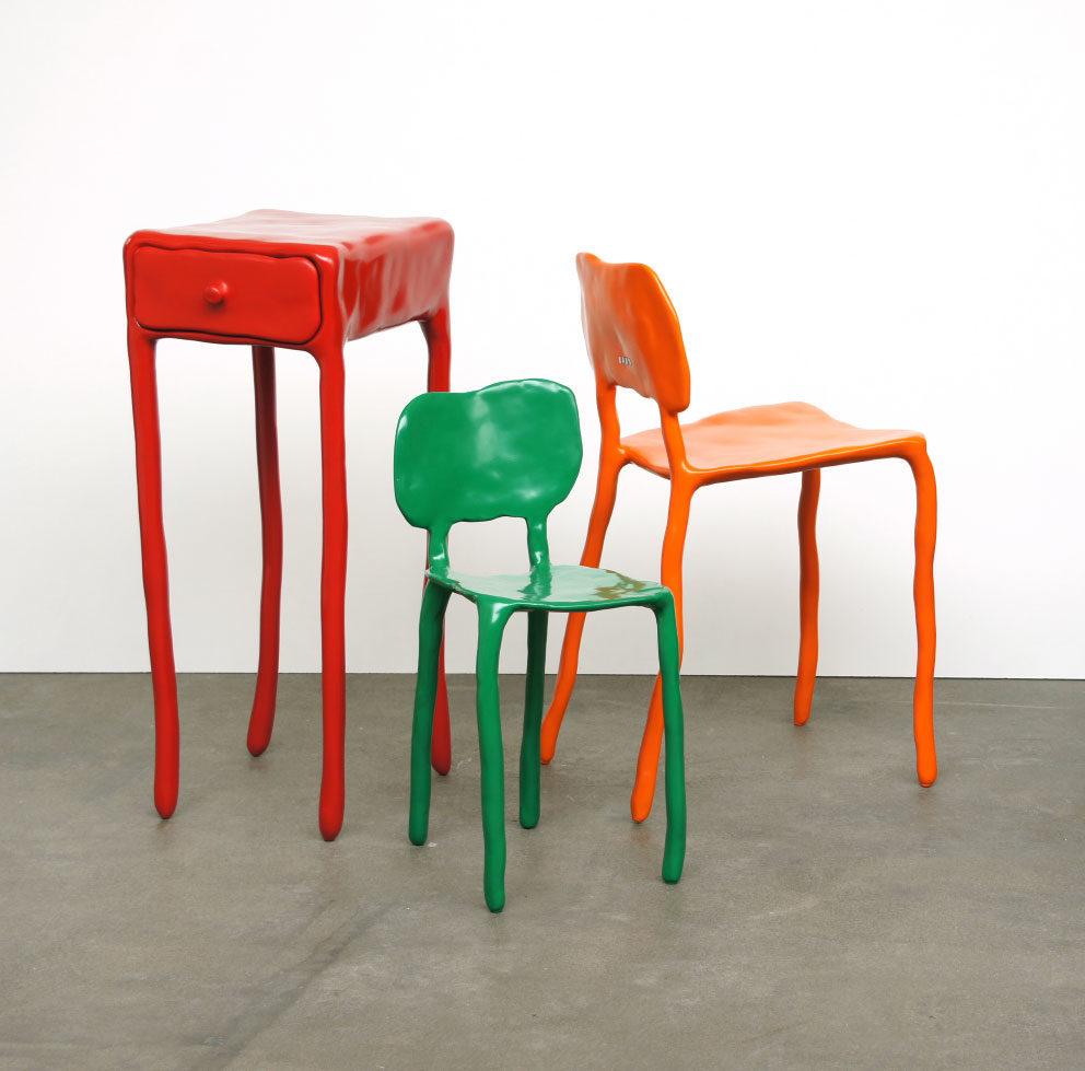 Maarten Baas ontwerpen en zijn ontwerp aanpak