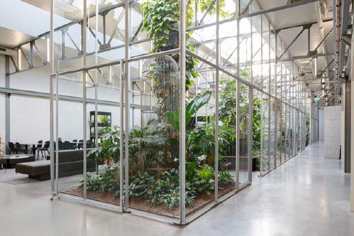 joolz Biophilic interieur design
