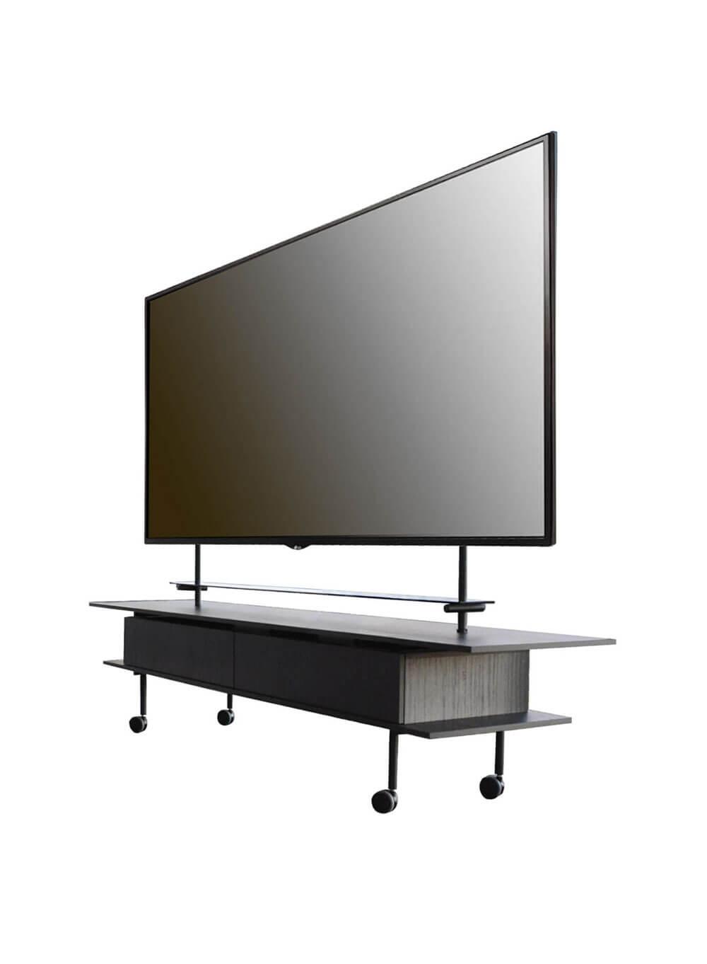 stijlvol smart-LCD-scherm meubelontwerp