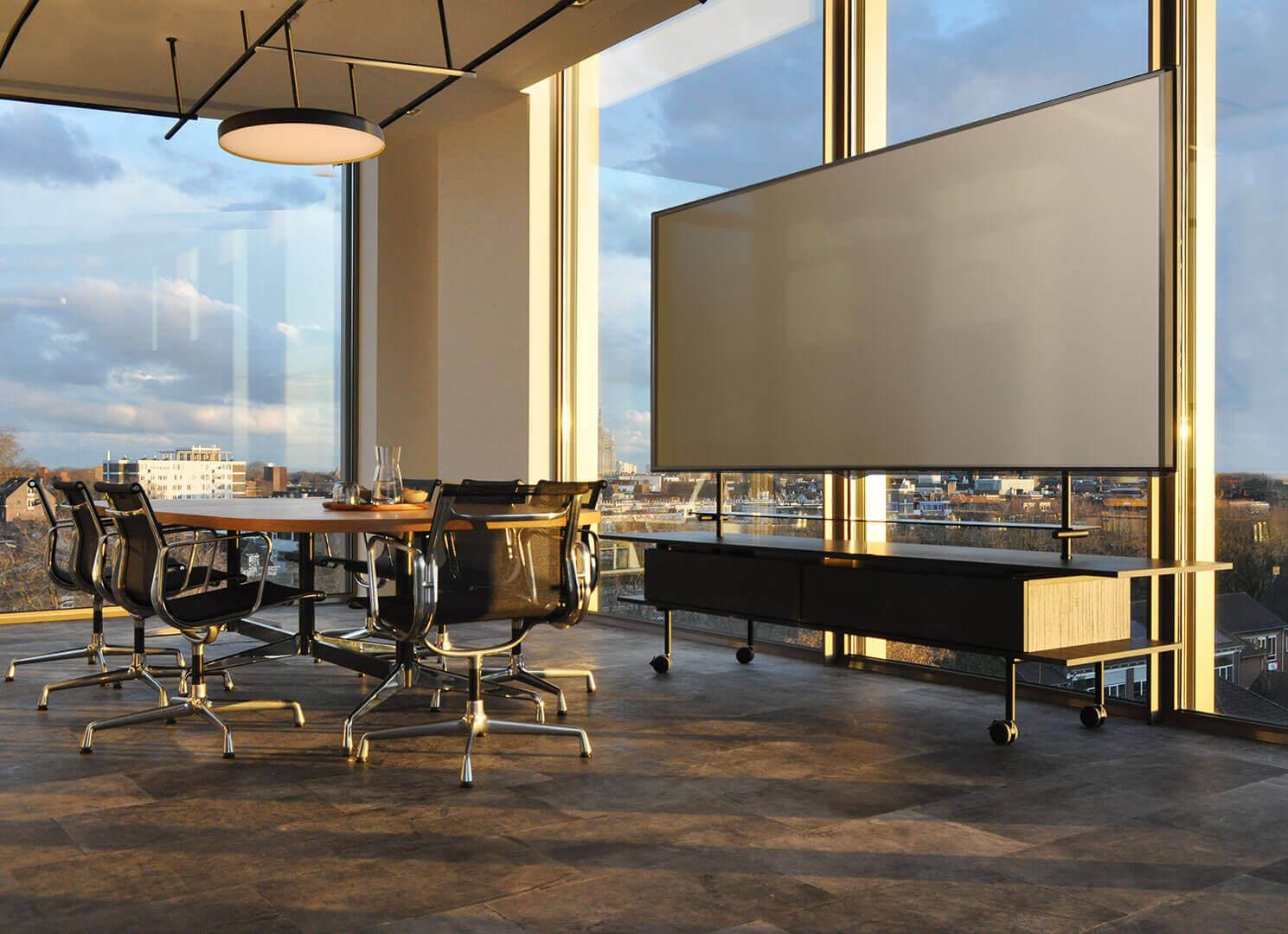 Een meubelontwerp voor uw smart LCD scherm