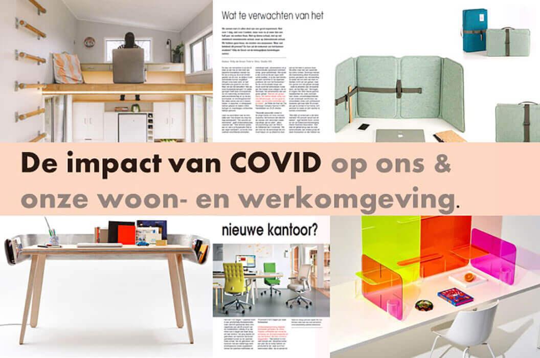 De invloed van COVID op ons kantoor