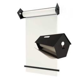 Papierroller | Papierrol voor een scrum-muur of notitie-tafel