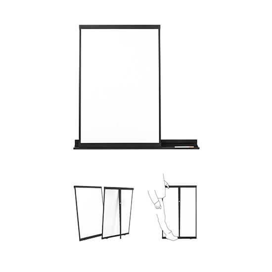SNIP flex-whiteboard & Flipchart, Style full & versatile