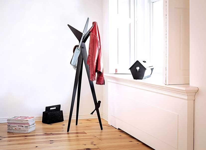 Design kapstok BOOM - coatrack - Kleiderständer